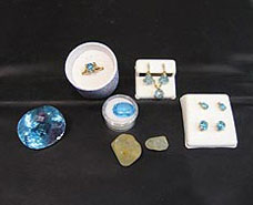 blue topaz jewelry highlands franklin nc