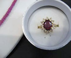 ruby diamond ring franklin nc